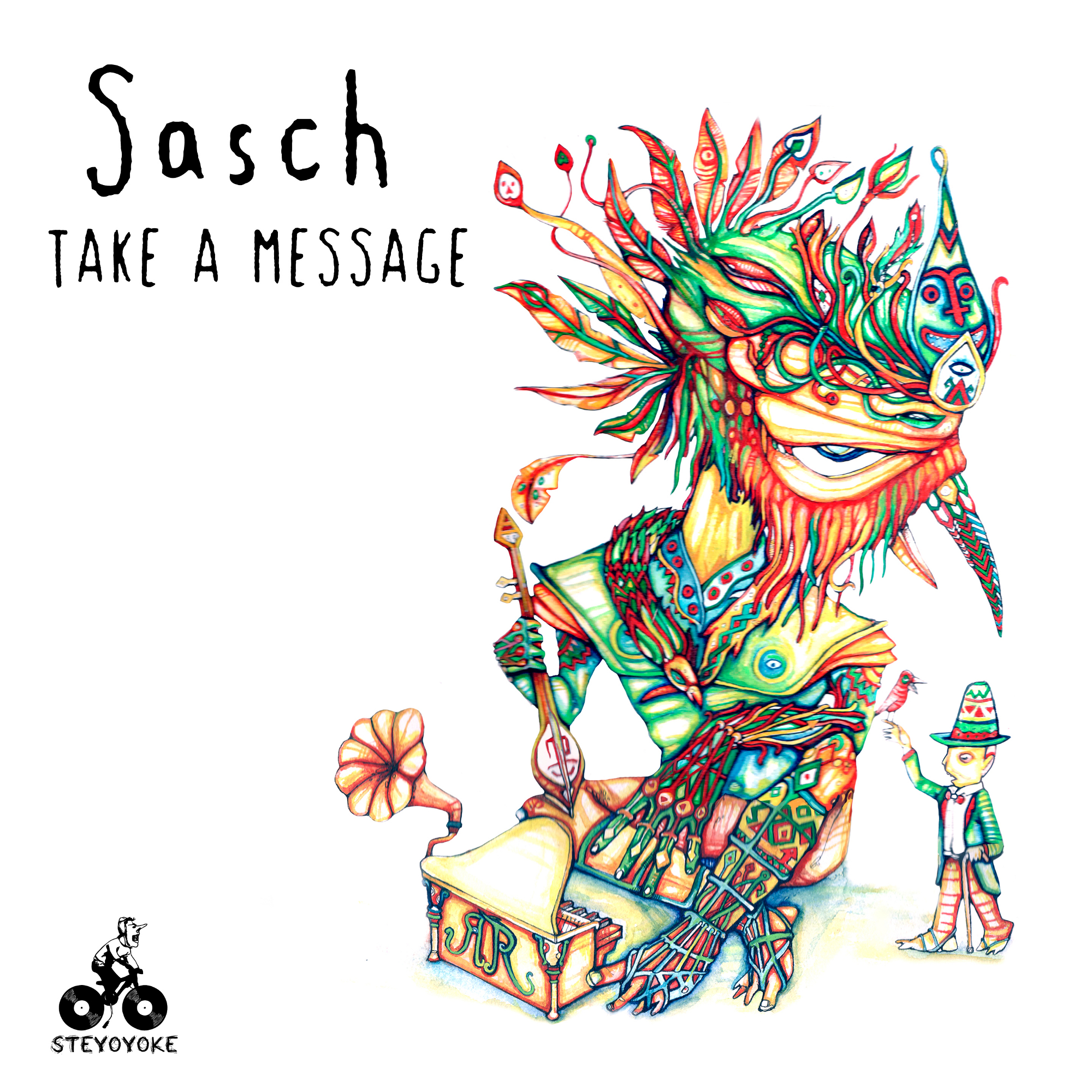 Sasch - Take a Message EP
